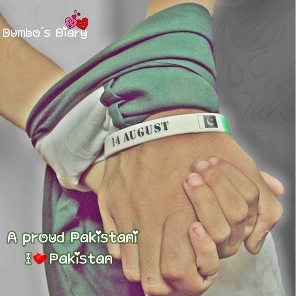 United hands for Pakistan independence day