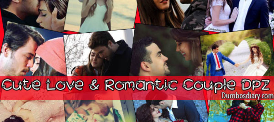 Cute Love & Romantic Couple DPz Or Images for Social Media