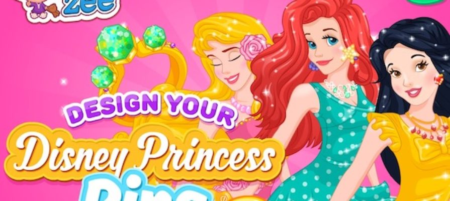 Design Your Princes Ring