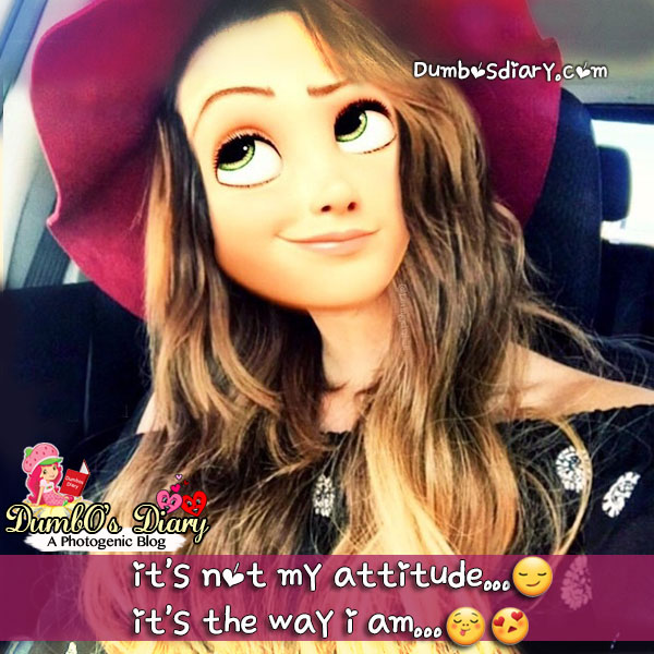 Attitude Status And Quotes For Girls
